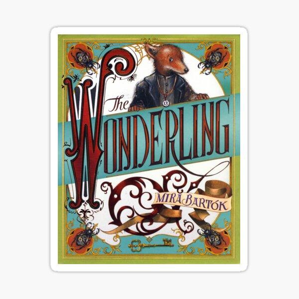 The Wonderling: Songcatcher Book Cover Sticker