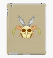 Old Rabbit Skull iPad Case/Skin