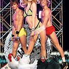 aerobics chicks by geot