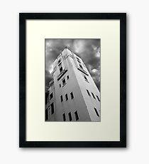 The Bridge Tower Framed Print