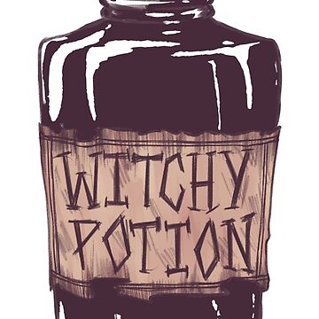 Witchy Potion by inogart