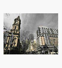 Melbourne Architecture Photographic Print