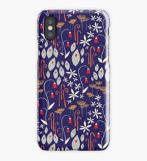 Bells and Blues iPhone Case