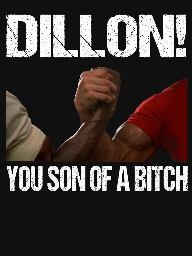Schwarzenegger Dillon Predator Arm Wrestle  | Unisex T-Shirt