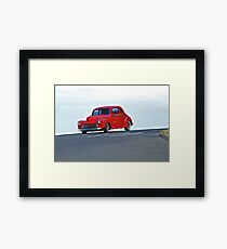 1947 Ford Coupe '50s Style' Framed Print