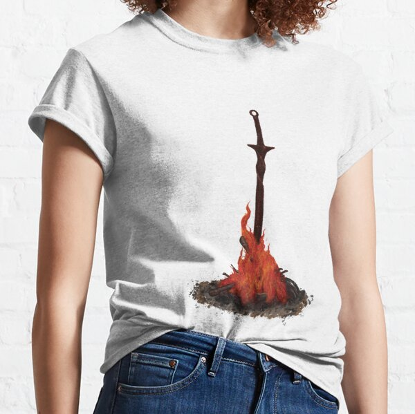 Coiled Sword Classic T-Shirt