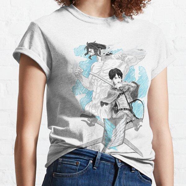 Attack on Titan-Eren Camiseta clásica