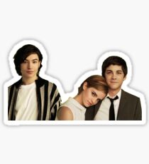 The Perks of being a Wallflower - patrick, sam & charlie Sticker