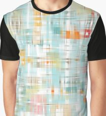 "Abstract pattern graphics ""Mirage "". Graphic T-Shirt"