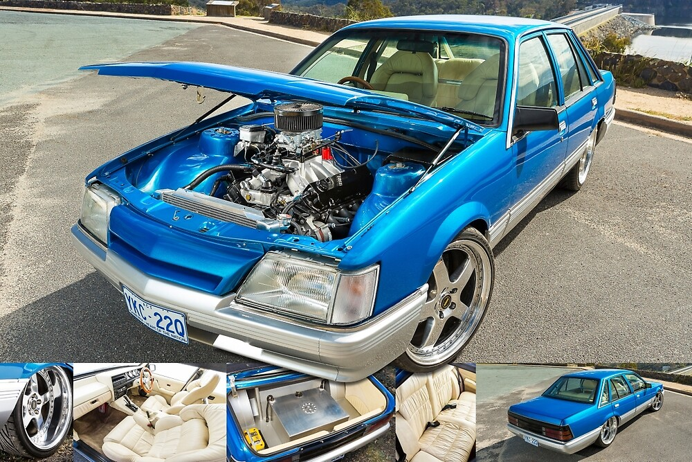 Paul's Holden VK Commodore by HoskingInd