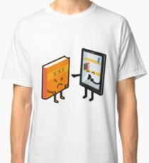 Book and e-book Classic T-Shirt