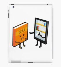Book and e-book iPad Case/Skin