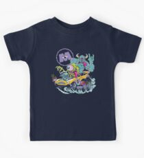 Monsters Fink II Kids Tee