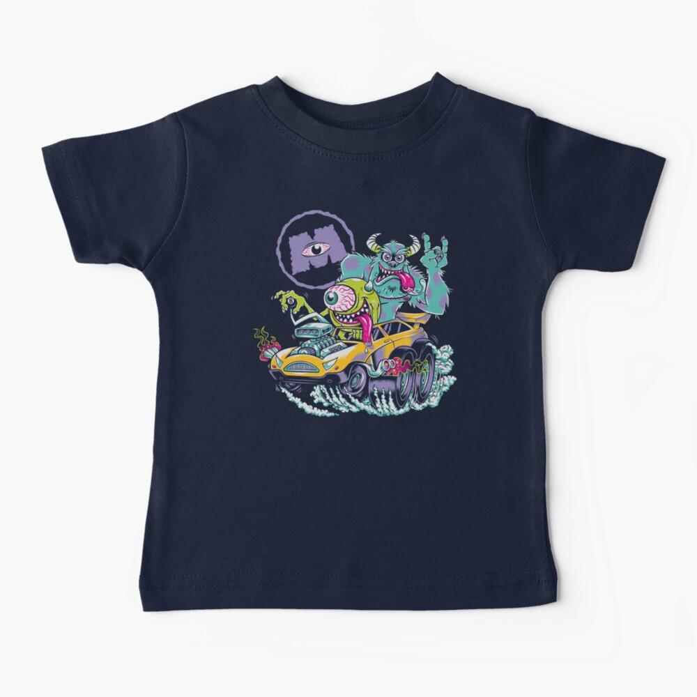 Monsters Fink II Baby T-Shirt