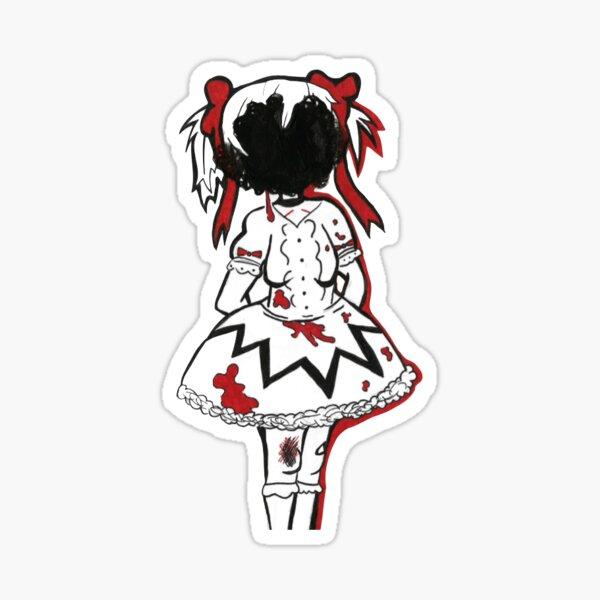 gore-chan Sticker