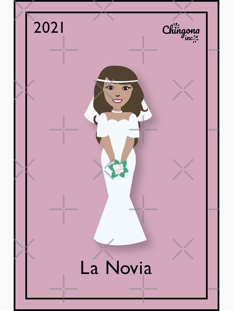 La Novia 2021 by vosio