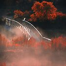 Mystic Bridge by IanMcGregor