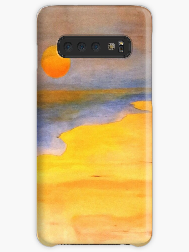 'If you're fond of sand dunes and salty air' Case/Skin for Samsung Galaxy  by jims
