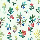 Berries by Julia Nikitina