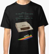 Apple 2 Artwork Classic T-Shirt
