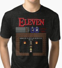 The Legend Of Eleven Tri-blend T-Shirt