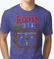 The Legend Of Eleven Tri-blend T-Shirt