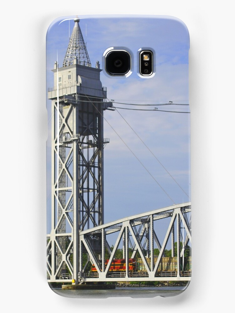 Cape cod canal train bridge samsung galaxy cases skins for Case modello cape cod