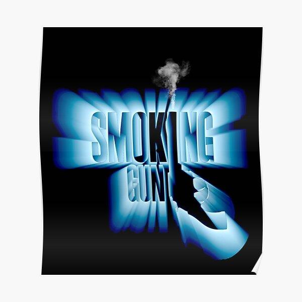 USA SMOKING GUN Poster