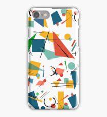 Colourful Constructivism iPhone Case/Skin