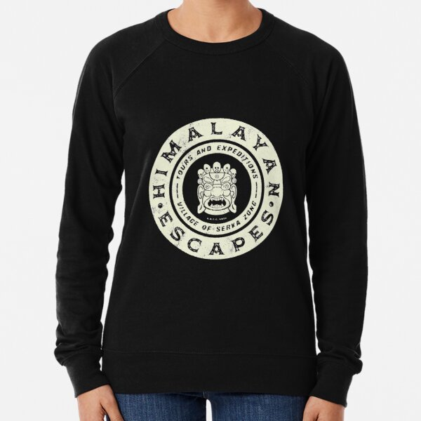 Himalayan Escapes (Expedition Everest) - Theme Park Series Lightweight Sweatshirt