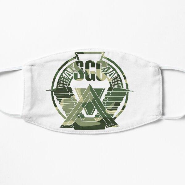 Patch camo Stargate sgc, t-shirt camo stargate sg-1 Masque sans plis