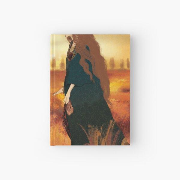 Puesta de sol Cuaderno de tapa dura