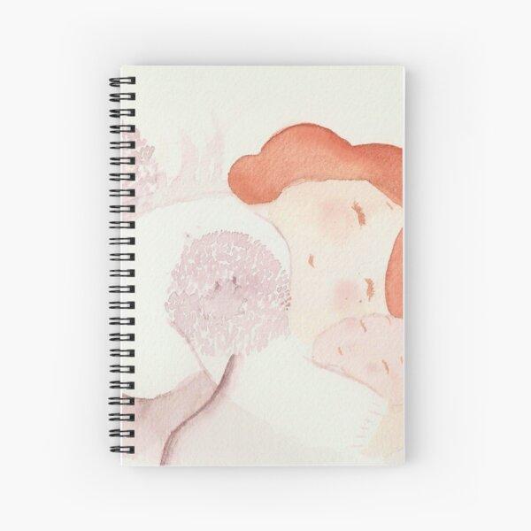 Violeta Spiral Notebook