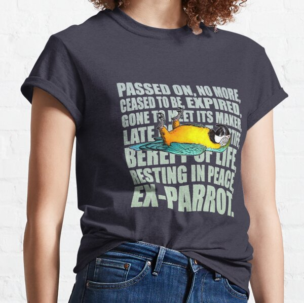 EX - Parrot Classic T-Shirt