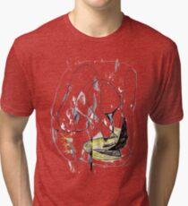 Carmi´s abstract # 1 Tri-blend T-Shirt