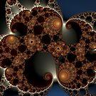 Mandelbrot Cluster by Mark Eggleston