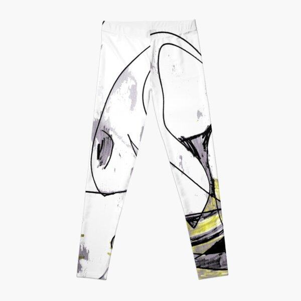 Carmi´s abstract # 1 Leggings