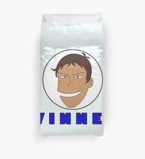 Lance WINNER Flag Duvet Cover
