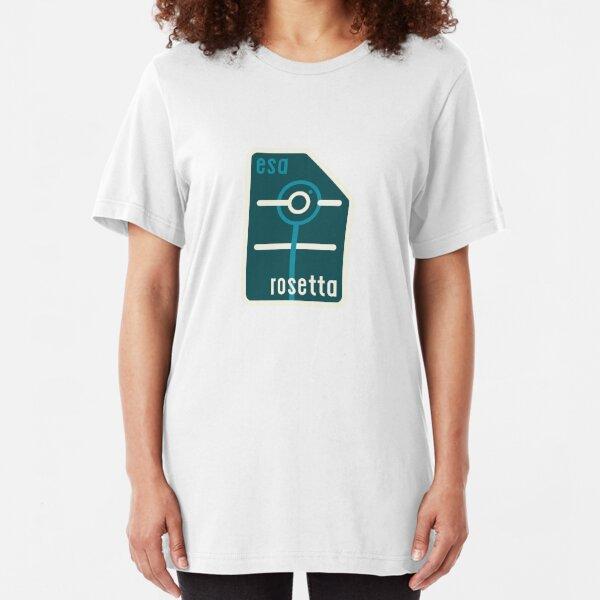 Rosetta Slim Fit T-Shirt