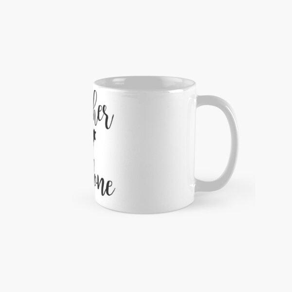 Vegan - Leave her tits alone Classic Mug