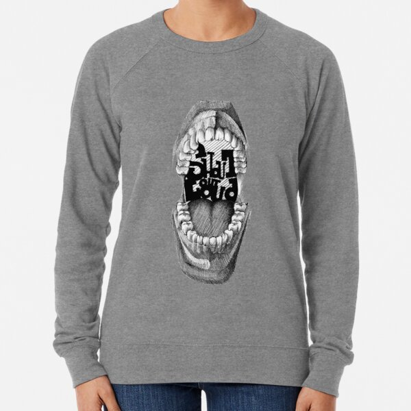 Shout out Loud Lightweight Sweatshirt