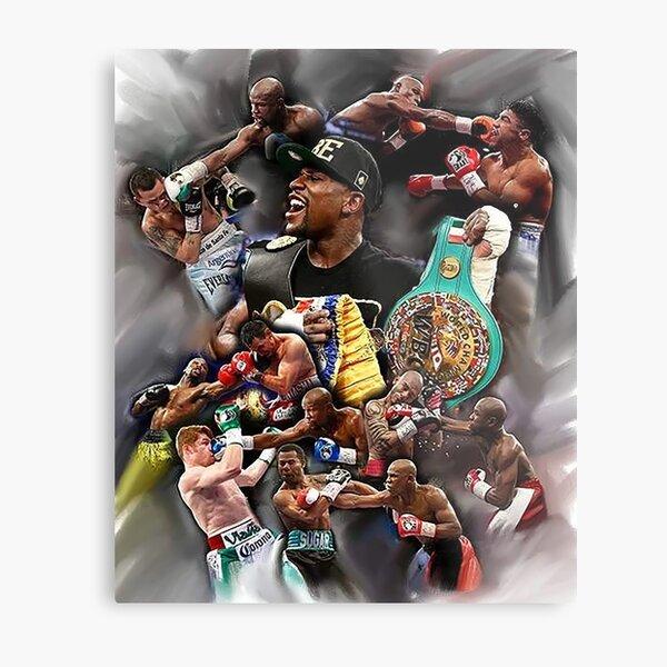 champion boxing Metal Print