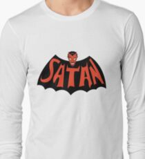 Satan Langarmshirt