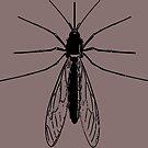 Mosquito  by MaritaChustak