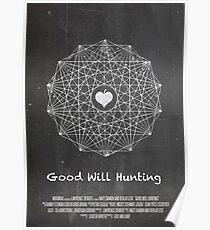 Gute Willensjagd Poster