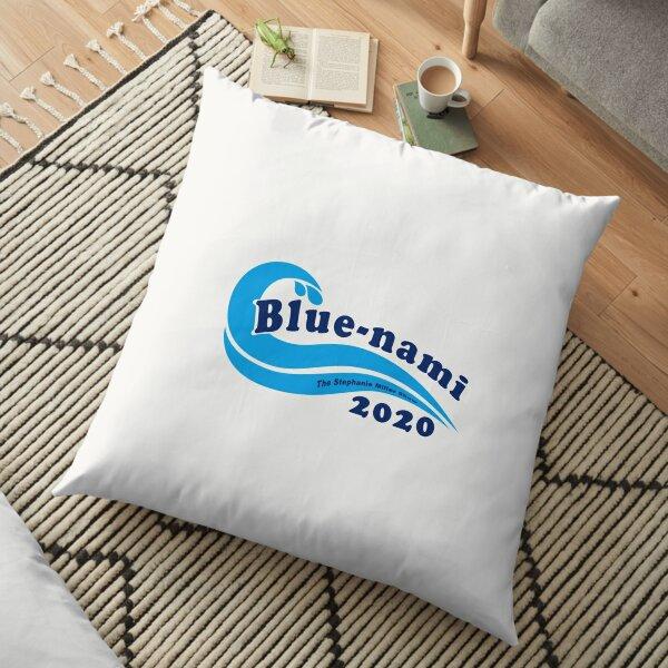 Blue-nami 2020 | Perfect Gift Floor Pillow
