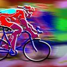 Cycling_Olympic Sport 003 by Daniel H Chui