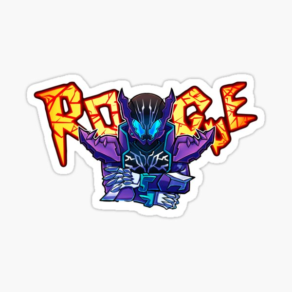 Kamen Rider Rogue — Kamen Rider Build Sticker