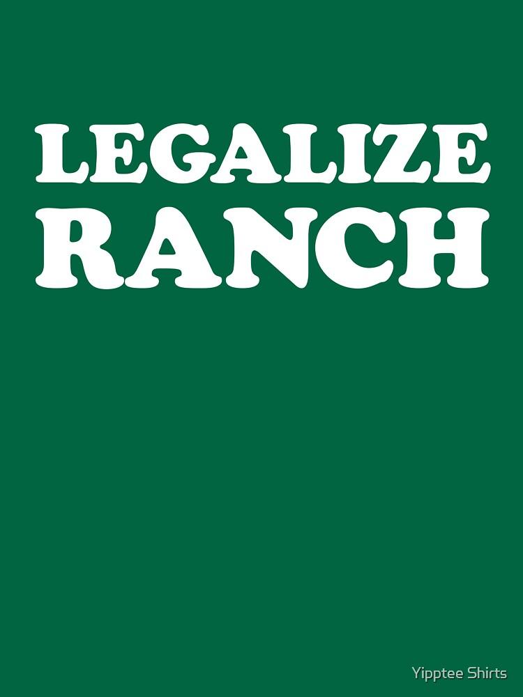 Legalize Ranch | Unisex T-Shirt