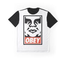 OBEY Graphic T-Shirt